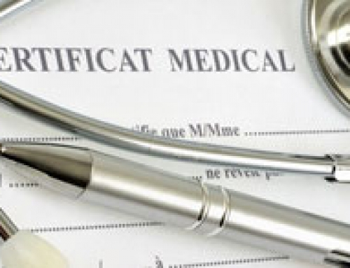 Certificat Médical : du nouveau