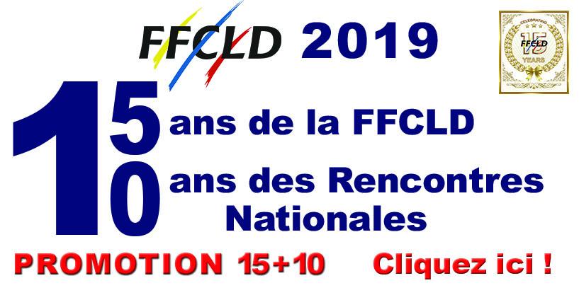 Rencontres Nationales 2019 : Inscrivez-vous en ligne ici !